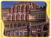Palace of Wind, Jaipur